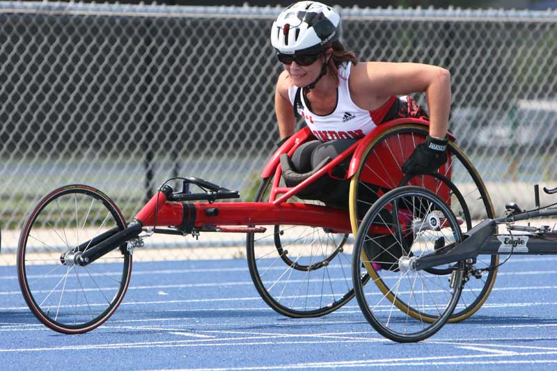Wheelchair Athletics