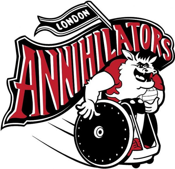 London Annihilators logo