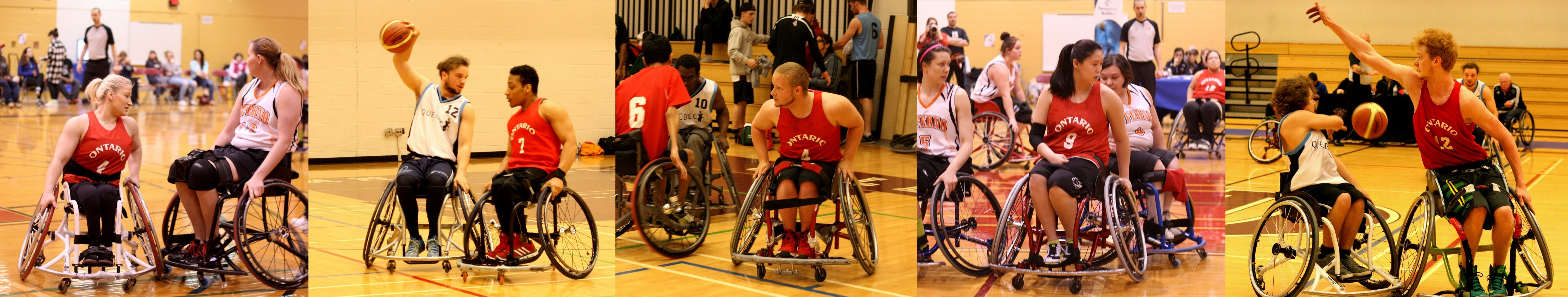 wheelchair basketball athletes to participate in 2017 parasport