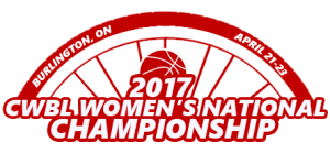 2017 CWBL Women's National Championship