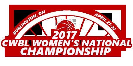 2017 CWBL Women's National Championship