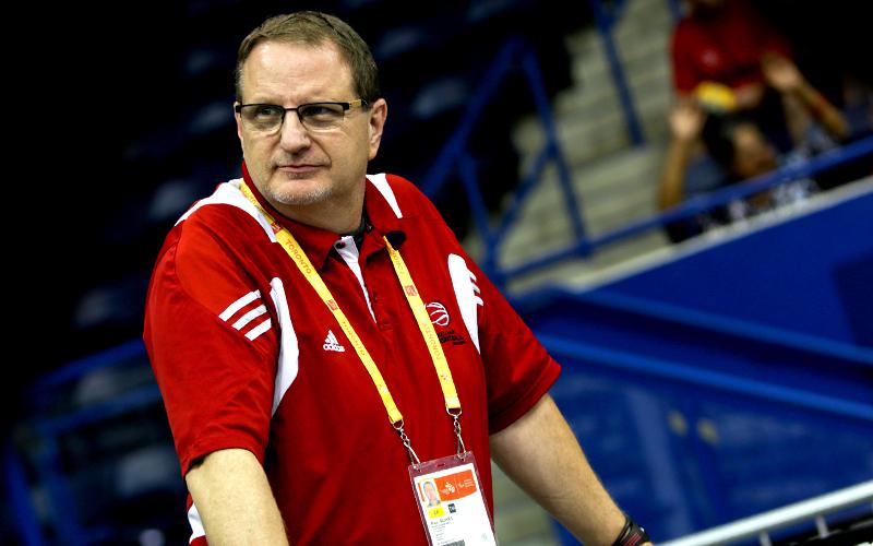 Paul Bowes at the 2015 Parapan Am Games